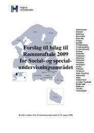 Endelig forslag til ram 09 - bilag.pdf - Gladsaxe Kommune