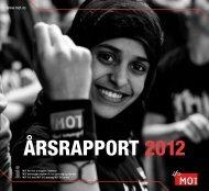 ÂRSRAPPORT 2012 - Mot