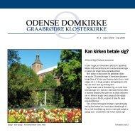 Kirkebladet marts - maj 2012 - Odense Domkirke