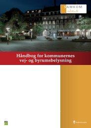Håndbog for kommunernes vej- og byrumsbelysning - Vejdirektoratet