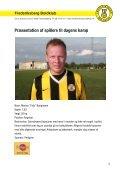 Kampprogram vs - Frederiksberg Boldklub - Page 3
