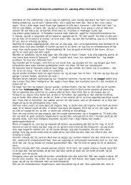 Download Johannes Esmarchs prædiken som PDF-fil - DR