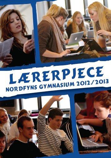 Nye kolleger - pjece - Nordfyns Gymnasium