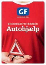 Autohjælp - GF Forsikring