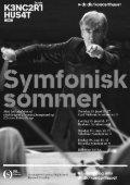 DR VokalEnsemblet Concerto Copenhagen Fredagskoncert 1. maj ... - Page 5