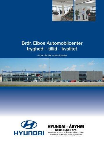 Brdr. Elboe Automobilcenter tryghed – tillid - kvalitet - Ebbe Lautrup