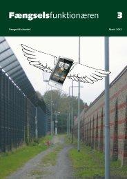 Fængselsfunktionæren · 3-2012 - Fængselsforbundet