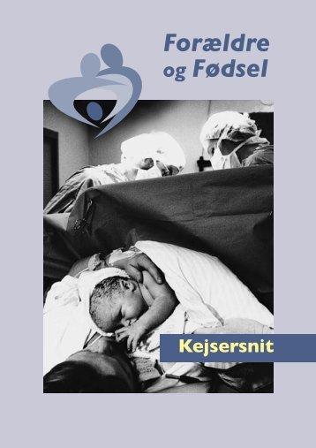 Kejsersnit - Foreningen Forældre og Fødsel