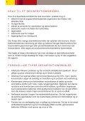 Rengøring og desinfektion - start - Page 4