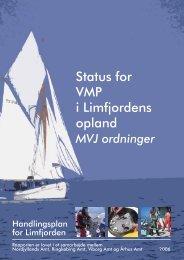 MVJ ordninger - Limfjorden