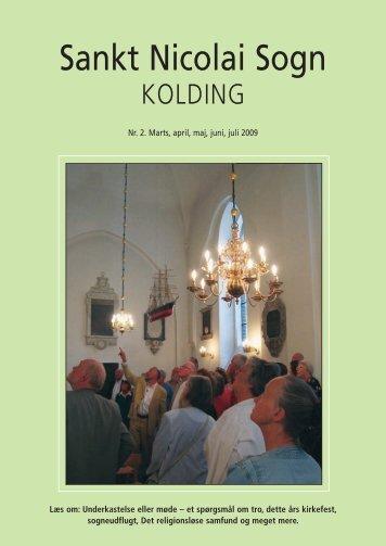Kirkebladet - Sankt Nicolai Sogn