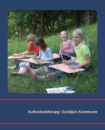 Hent rapporten her - Syddjurs Billedskole