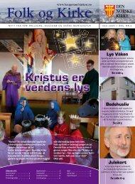 Desember 2009.pdf - Den norske kirke i Haugesund