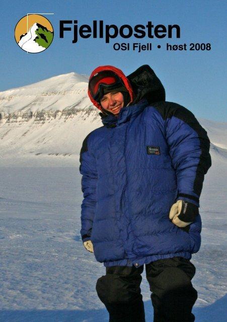 Høst 2008 - OSI Fjell