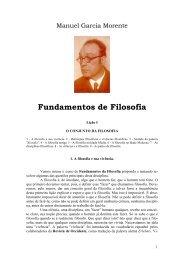 Garcia Morrente - 2 - Curso Independente de Filosofia
