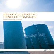 Biogasmuligheder i Randers kommune.indd - Interreg IVB North ...