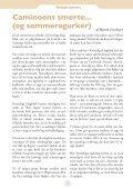 Caminoens smerte... - Foreningen af Danske Santiagopilgrimme - Page 5