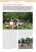 Caminoens smerte... - Foreningen af Danske Santiagopilgrimme - Page 6