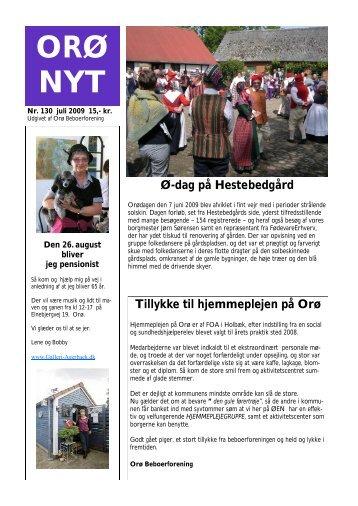Nr 130 - Orø Nyt