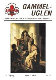 Gildeting - Sct Georgs Gildet i Hammel
