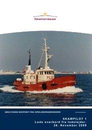 SKAWPILOT - Søfartsstyrelsen