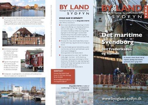 Download folderen: Det maritime Svendborg - mitsvendborg