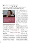 Socialt udsatte grønlændere - Servicestyrelsen - Page 6