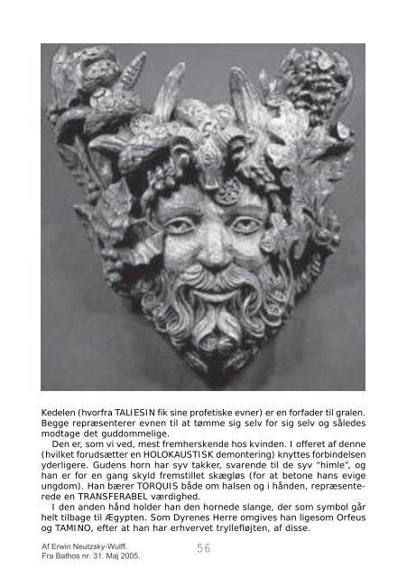 Gundestrupkedelen af Erwin Neutzsky-Wulff - chresteria.dk