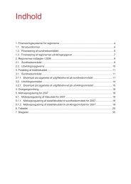 Indhold - Afgørelser og udtalelser om kommunale forhold