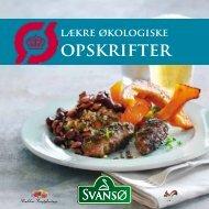 lækre økologiske opskrifter - Scandic Food