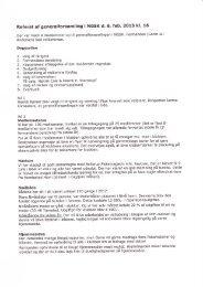Referat af generalforsamling i NGSK d. 6. feb. 2O13 kl. 16