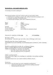 1 HANS JONAS: ANSVARETS PRINCIP (1979) Er ... - Ny i Danmark