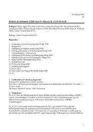 Referat af rådsmøde 2/2001 den 19. februar kl. 13.15 til ... - Naturrådet