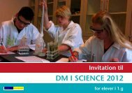 DM I SCIENCE 2012 - Emu
