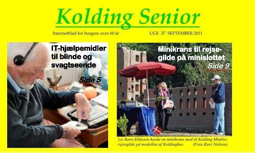 uge 37 - Kolding Senior