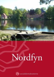 Nr. 3 · oktober 2010 · 5. Årgang - Socialdemokraterne på Nordfyn