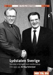 Skriftserien 2-2000.pdf - Nei til EU