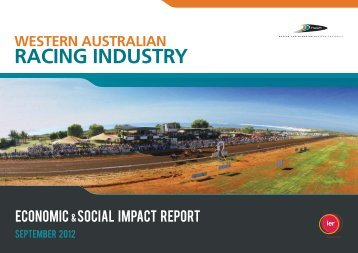 Download the RWWA Economic and Social Impact ... - RWWA Home