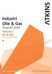 Industri Olie & Gas - Offshore Center Danmark