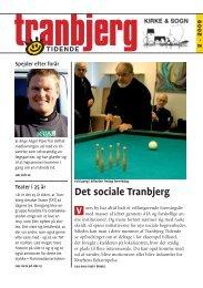 Det sociale Tranbjerg - Tranbjerg.dk
