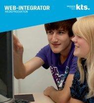 WEB-INTEGRATOR - Københavns Tekniske Skole