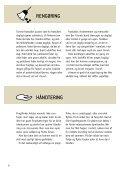 SÅDAN PASSER DU DIN PRAGTFINKE - Dyrenes Beskyttelse - Page 6