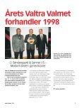 Valtra Team 1/1999 - Page 5