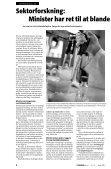 Sander støtter Herning - FORSKERforum - Page 6