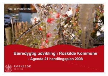 (Microsoft PowerPoint - b\346redygtig udvikling handlingsplan 2008 ...