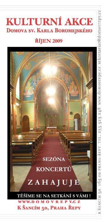 Brožura - Domov sv. Karla Boromejského