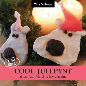 Tina Dalbøge COOL JULEPYNT