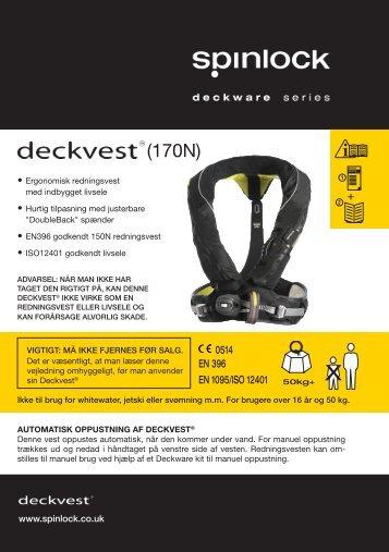 Spinlock Deckvest - Columbus Marine