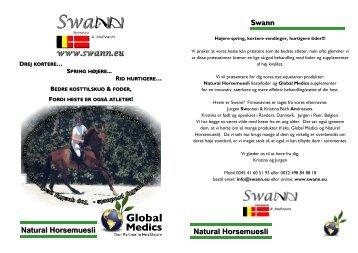 Natural Horsemuesli Swann Natural Horsemuesli - Swann.eu