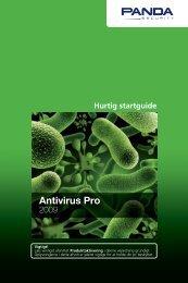 Antivirus Pro - Panda Security